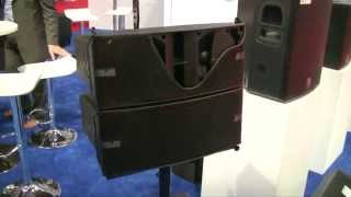 getlinkyoutube.com-dB Technologies - DVA Mini up close InfoComm 2014 - AUTHORIZED DEALER