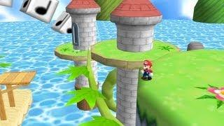 getlinkyoutube.com-Super Mario Star Road 2: Sound-Step Seas [Preview 1]