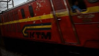 23/6/2014 KTM Rakyat Express 1 Train Ride (Butterworth - Kuala Lumpur)