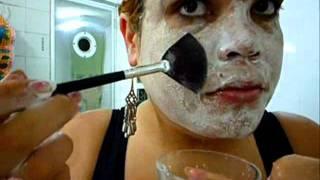 getlinkyoutube.com-Esfoliação e clareamento de pele caseiros #Tutorial