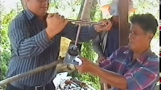 getlinkyoutube.com-ทน! ปลอดภัย! ใบมีดตัดหญ้าตรามงกุฏ