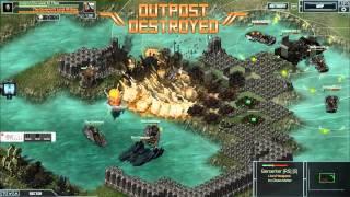 Battle pirates base smashing DOGX and KDE!