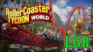 getlinkyoutube.com-LGR - RollerCoaster Tycoon World at PAX Prime 2015