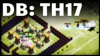 getlinkyoutube.com-DirtyBase: DB TH17 - Green Heroes Beat HBM D E F - Castle Clash D132