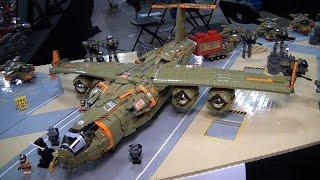 getlinkyoutube.com-LEGO Operation Olive Branch military scene – Brickworld Chicago 2015