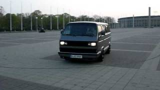 getlinkyoutube.com-VW Bus T3 TDi