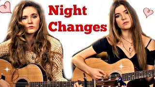 Night Changes - One Direction -  Cover- Nina And Randa