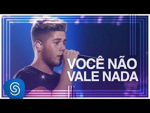 ZE FELIPE - VOCE NAO VALE NADA - FT. MC MENOR