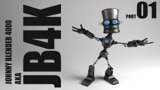 getlinkyoutube.com-JB4K Part 01 - Modeling the Head
