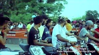 getlinkyoutube.com-KTM Boys VS Street Riders bike Stunt Show Jalandhar  2015 Full HD