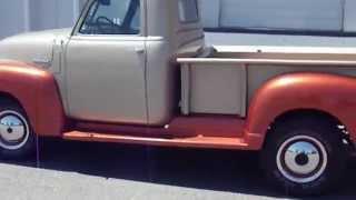 1950 GMC 1/2 Ton Pickup Truck Restored