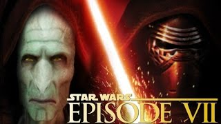 Supreme Leader Snoke IS Darth Plagueis - Why Episode 7 Confirms it
