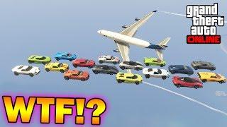 getlinkyoutube.com-MEGA GROS DELIRE SUR GTA 5 【#48】 TROLL !!
