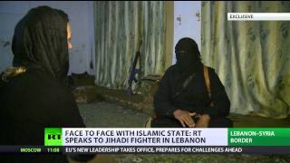 getlinkyoutube.com-Face to Face with ISIS: RT speaks to jihadists in Lebanon (Exclusive)