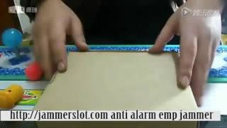 getlinkyoutube.com-jammer slot EMP Jammer generator anti alarm for fish game