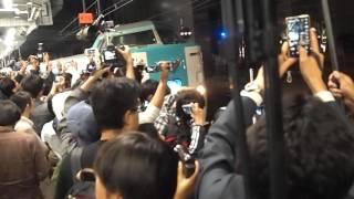 getlinkyoutube.com-381系特急くろしおラストラン 最後の新大阪出発