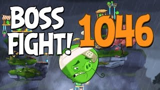 Angry Birds 2 Boss Fight 148! Chef Pig Level 1046 Walkthrough - iOS, Android