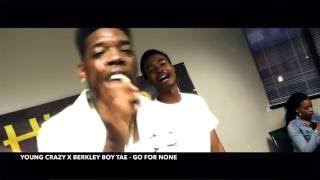 getlinkyoutube.com-YOUNG CRAZY X BERKLEYBOYTAY - CAN'T GO FOR NONE - IN STUDIO SET RADIO PERFORMANCE