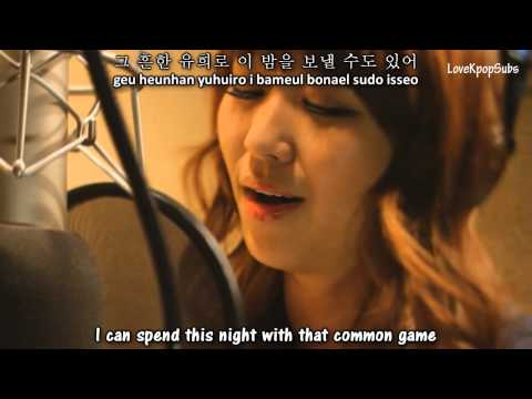 Hyorin - I Will Love You MV [English subs + Romanization + Hangul] HD