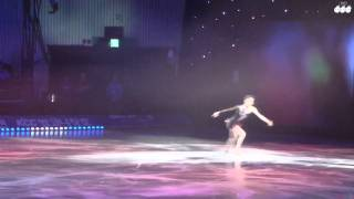 [Yuna Kim]20110506 All That Skate Spring Rehearsal Fever