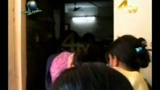 getlinkyoutube.com-Abids Police Raid (4tv News Hyd)