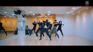 getlinkyoutube.com-[Dance Practice] 몬스타엑스 (MONSTA X) - 히어로(HERO) Fix ver.
