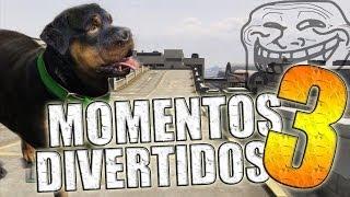 getlinkyoutube.com-GTA V | Momentos Divertidos #3 (Funny Moments) (GTA 5)