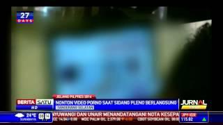 Dua Anggota PPK Nonton Video Porno Saat Rapat Pleno