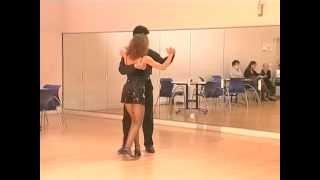 getlinkyoutube.com-Le Tango Argentin : La Milonga - Danse
