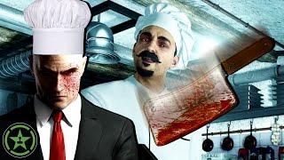 getlinkyoutube.com-Let's Watch - Hitman Elusive Target: Chef