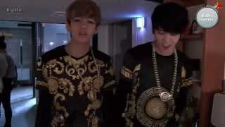 getlinkyoutube.com-[HD] VKOOK BOMB ( BTS V & Jungkook Attack! )