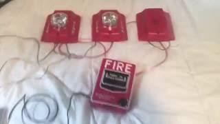 getlinkyoutube.com-200 subscriber special! testing fire alarms