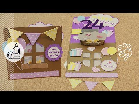 La tarjeta de cumpleaños perfecta | Craftingeek