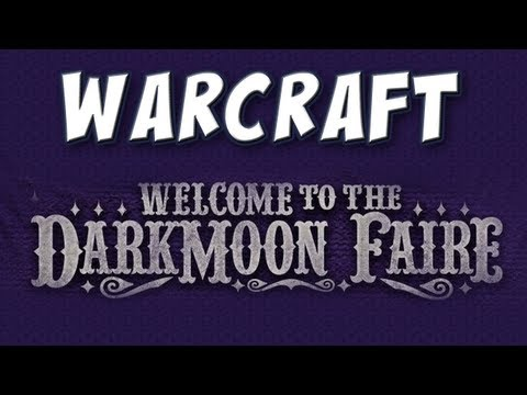 Warcraft - Darkmoon Faire Zone (Patch 4.3)