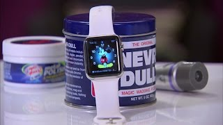 getlinkyoutube.com-CNET How To - Remove scratches from your Apple Watch