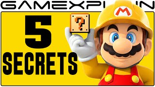 getlinkyoutube.com-5 Cool Secrets in Super Mario Maker