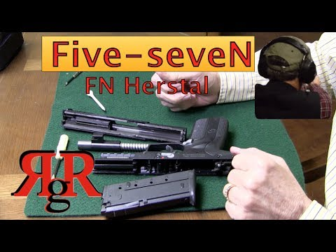 FN Herstal Five-seveN Field Strip