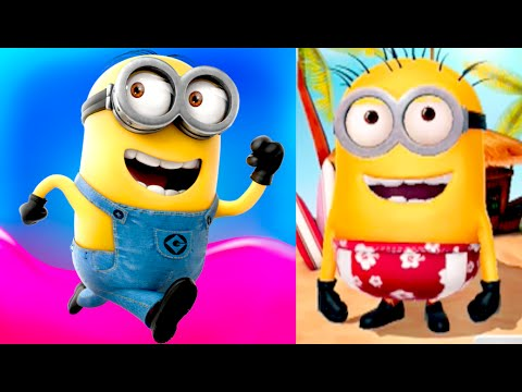 SURFER MINION: Million Points Score! (1,131,246) Despicable Me: Minion Rush Gameplay (iOS, Android)