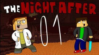 getlinkyoutube.com-Minecraft - The Night After - GEJMR a MenT97 - EP 1