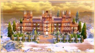 getlinkyoutube.com-The Sims 4 Speed Build l Alderwell Estate