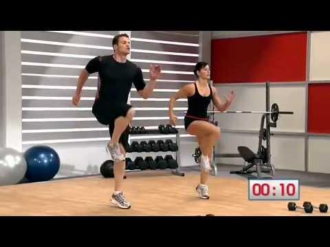 Men's Health Circuit Workout - Part 1