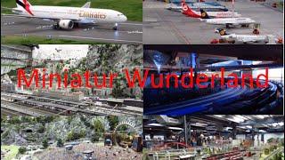 getlinkyoutube.com-{MINIATUR WUNDERLAND} Tour of Switzerland, Knuffingen, America, Denmark, Hamburg & Behind the Scenes