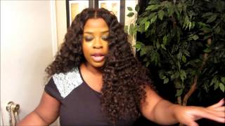 getlinkyoutube.com-Yummy Deep Curly Hair Two Month Final Review