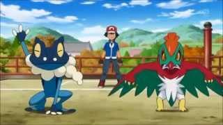 getlinkyoutube.com-Satoshi (Ash) vs Shōta (Double Battle) Full Fight - Pokémon X & Y Episode 73