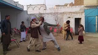 Pashto Home hujra Dance 2018