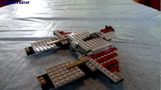 getlinkyoutube.com-Building Lego 7964 Republic Frigate