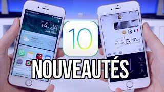 getlinkyoutube.com-iOS 10 : Présentation des Grandes Nouveautés !