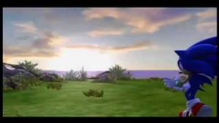 Sonic Unleashed Ending and Credits Part 1