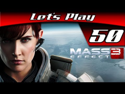 Mass Effect 3 Walkthrough - Part 50 - Liara's Father (Female Shepard)