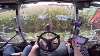 getlinkyoutube.com-CLAAS JAGUAR 980 driving from the GoPro view *HD*